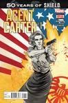 Agent Carter Shield 50th Anniversary #1