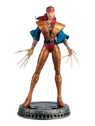 Marvel Chess Fig Coll Mag #46 Lady Deathstrike Black Pawn (C