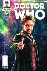 Doctor Who 8th #1 (Of 5) Reg Zhang