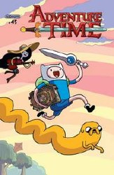 Adventure Time #45 (C: 1-0-0)