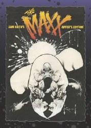 Sam Keith Maxx Artist Ed Hc (Net)