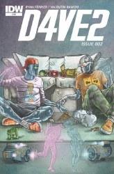 D4ve2 #2 (Of 4)