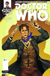 Doctor Who 8th #2 (Of 5) Reg Stott