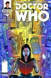 Doctor Who 10th Year Two #3 Reg Romero