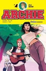 Archie #4 Annie Wu Reg Cvr A