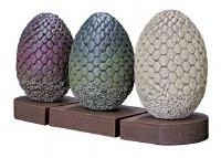 Game Of Thrones Dragon Egg Bookends (C: 1-0-0)