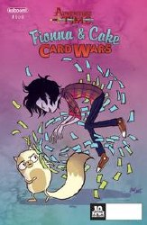 Adventure Time Fionna & Cake Card Wars #5 (Of 6) (C: 1-0-0)