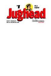 Jughead #1 Blank Sketch Cvr