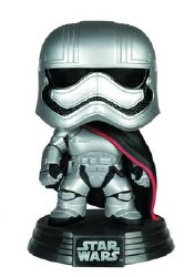 Pop Star Wars E7 Captain Phasma Vinyl Fig (C: 1-1-2)
