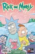 Rick & Morty #8 (C: 1-0-0)