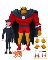 Batman Animated Series EtriganW Klarion Af