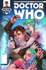 Doctor Who 8th #3 (Of 5) Reg Stott