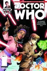 Doctor Who 11th Year 2 #4 Reg Cassara & Guerrero