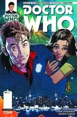 Doctor Who 10th Year 2 #5 Reg Casagrande