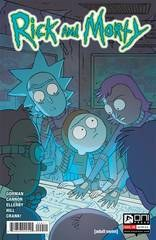 Rick & Morty #9 (C: 1-0-0)