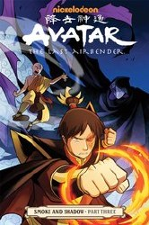 Avatar Last Airbender Tp Vol 12 Smoke & Shadow Part 3 (C: 1-