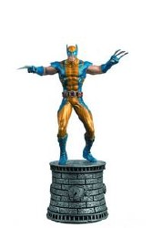 Marvel Chess Fig Coll Mag #55 Wolverine (C: 0-1-2)