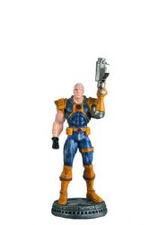 Marvel Chess Fig Coll Mag #56 Cable (C: 0-1-2)