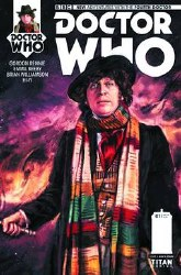 Doctor Who 4th #1 (Of 5) Cvr A Zhang
