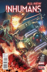 All New Inhumans #4