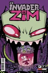 Invader Zim #9 (C: 1-0-0)