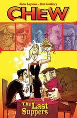 Chew Tp Vol 11 Last Suppers (Mr)