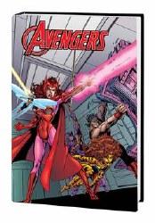Avengers By John Byrne Omnibus Hc