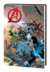 Avengers Time Runs Out Hc