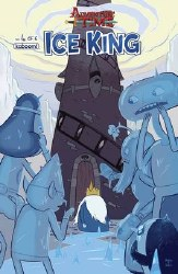 Adventure Time Ice King #4 (C: 1-0-0)