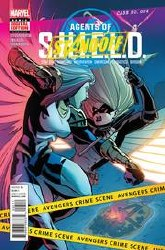 Agents Of Shield #4 Aso