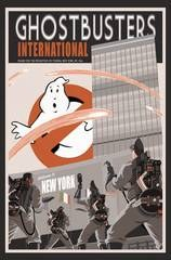 Ghostbusters International Tp Vol 01