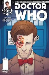 Doctor Who 11th Year Two #11 Cvr A Boultwood