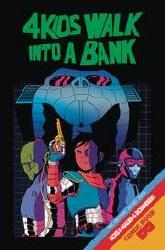 4 Kids Walk Into A Bank #2 (Mr)