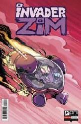 Invader Zim #10 (C: 1-0-0)