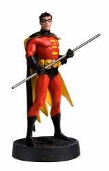 Dc Superhero Best Of Fig Coll Mag #13 Robin (C: 0-1-2)
