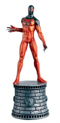 Marvel Chess Fig Coll Mag #73 Scarlet Spider White Knight (C