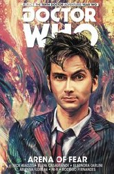 Doctor Who 10th Hc Vol 05 Arena Of Fear (C: 0-0-1)