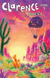 Clarence Quest #1 (C: 1-0-0)