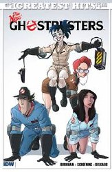 Ghostbusters New Ghostbusters #1 Idw Greatest Hits Ed