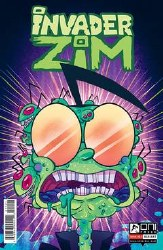 Invader Zim #11 Var Mady G (C: 1-0-0)