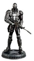 Marvel Chess Fig Coll Mag #75 Agent Venom White Pawn (C: 0-1
