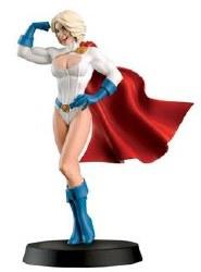 Dc Superhero Best Of Fig Coll Mag #16 Powergirl (C: 0-1-2)