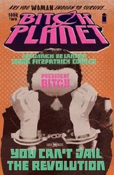 Bitch Planet Tp Vol 02 President Bitch (Mr)