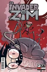 Invader Zim #12 (C: 1-0-0)