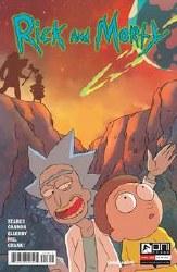 Rick & Morty #16 (C: 1-0-0)