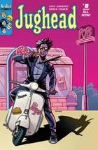 Jughead #8 Cvr B Szymanowicz Var