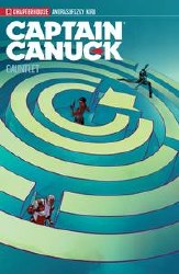 Captain Canuck Tp Vol 02 The Gauntlet (C: 0-0-1)