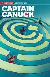 Captain Canuck Tp Vol 02 The Gauntlet (C: 0-0-1)