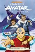 Avatar Last Airbender Tp Vol 13 North & South Part 1 (C: 1-0