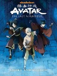 Avatar Last Airbender Smoke And Shadow Library Ed Hc (C: 1-0